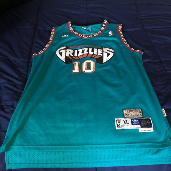 dae00777b12 adidas Other - Mike Bibby Vancouver Grizzlies Jersey
